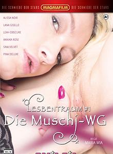 Lesbentraum: Die Muschi-WG #1