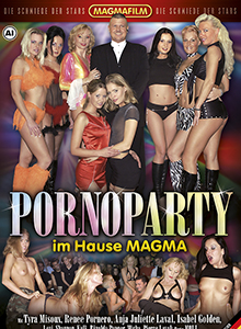 Pornoparty im Hause Magma