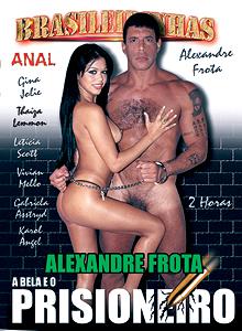 Alexandre frota a bela e o prisioneiro