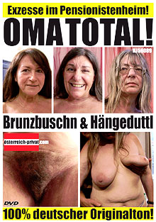 OMA TOTAL! Brunzbuschn & Hängeduttl