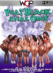 Phat Black Anal Orgy