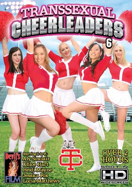Transsexual Cheerleaders #06