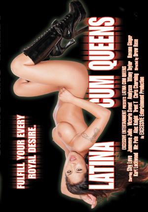Latina Cum Queens DVD