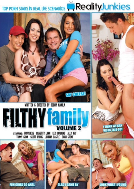 Filthy Family Volume 02
