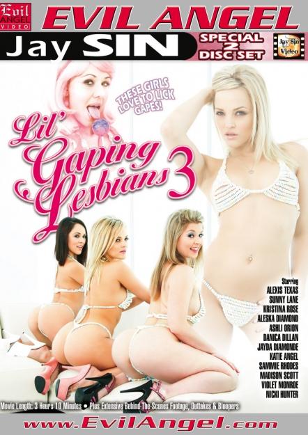Lil Gaping Lesbians #03