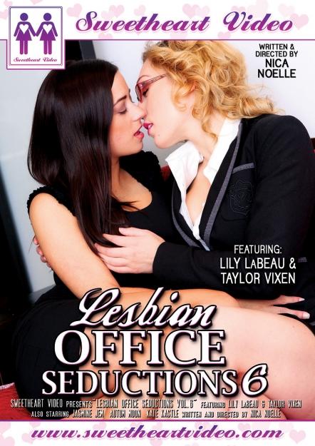 Lesbian Office Seductions #06
