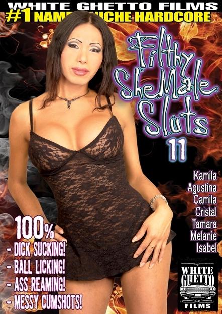 Filthy Shemale Sluts #11
