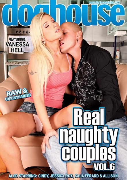 Real Naughty Couples Vol 06