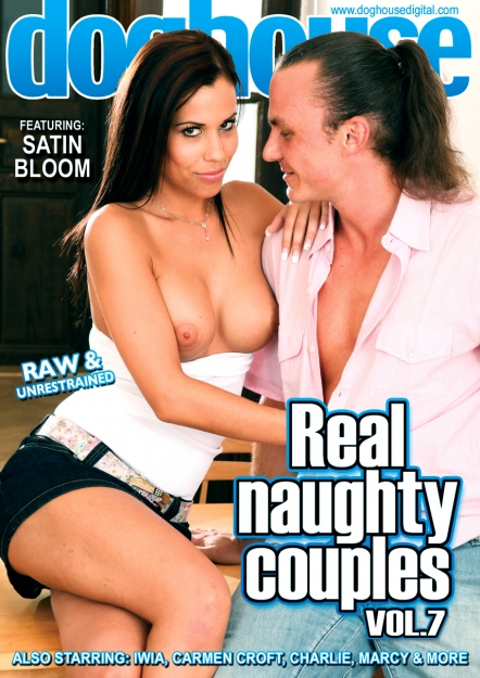 Real Naughty Couples Vol 07