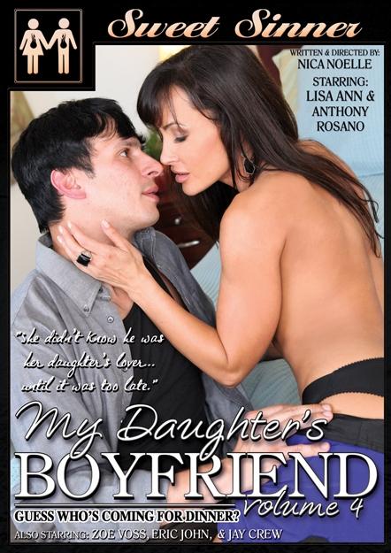 My Daughter's Boyfriend Volume 04
