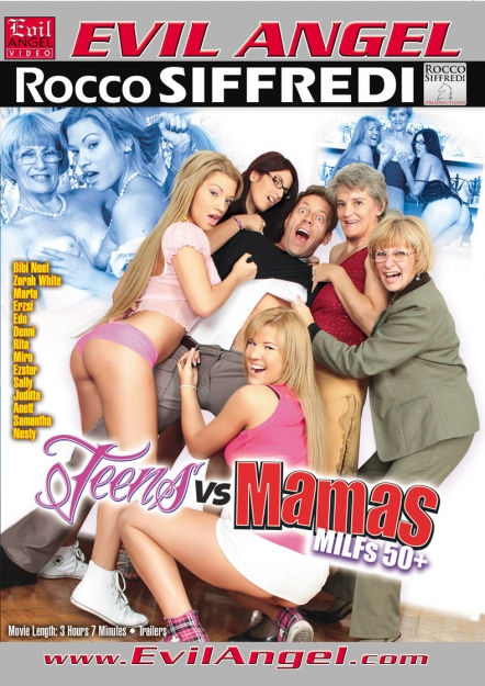 Teens Vs Mamas DVD