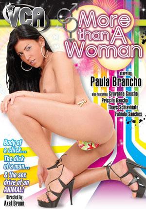 More Than A Woman DVD