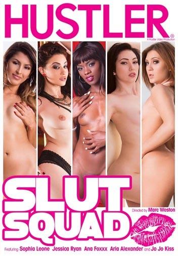 Slut Squad DVD