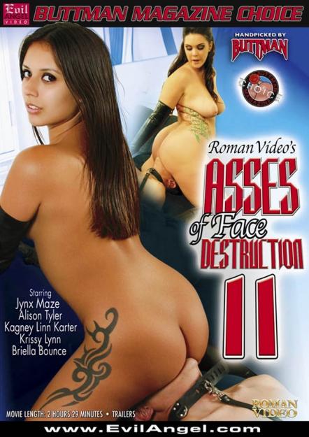 Asses Of Face Destruction #11