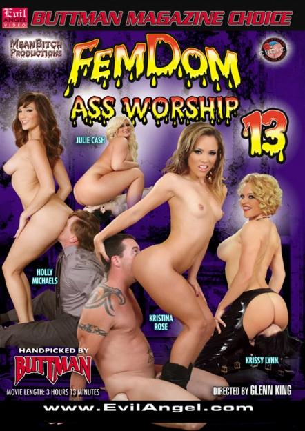 Femdom Ass Worship #13