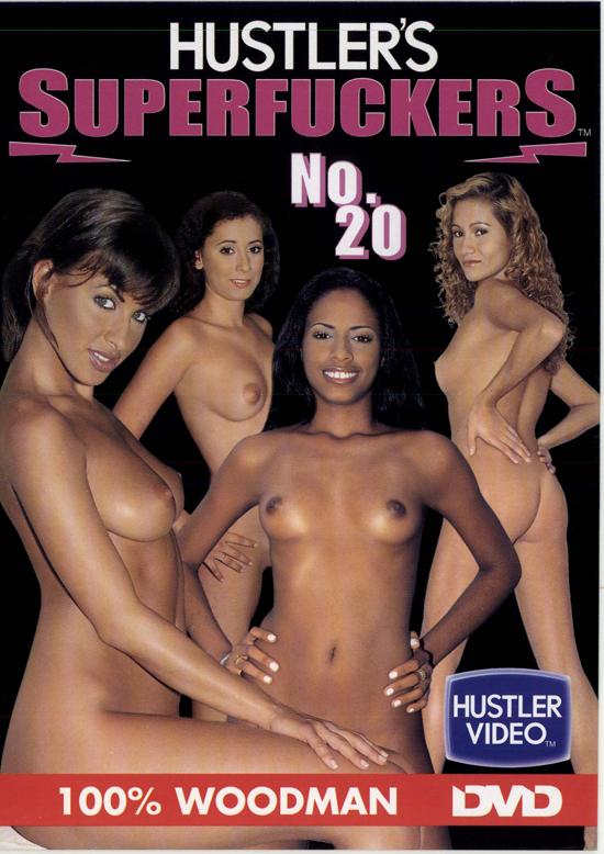 Superfuckers #20 DVD