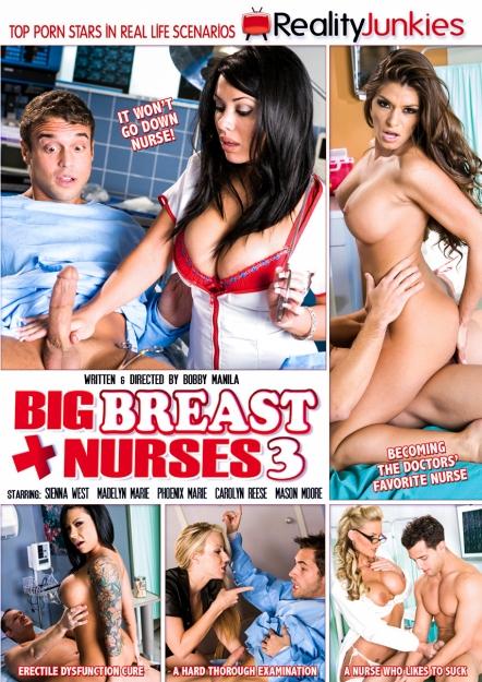 Big Breast Nurses #03