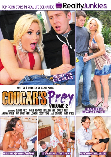 Cougar's Prey Volume 02