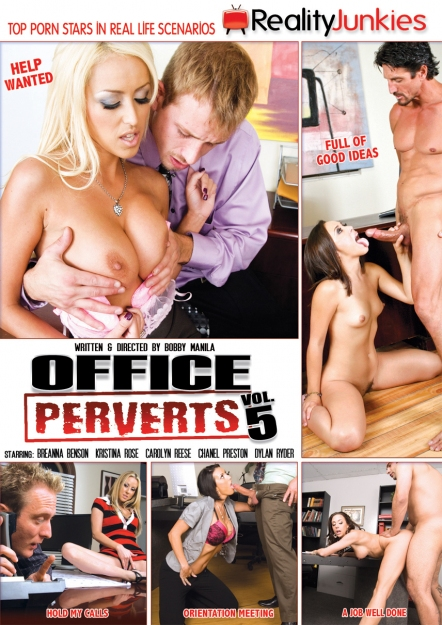 Office Perverts Vol 05