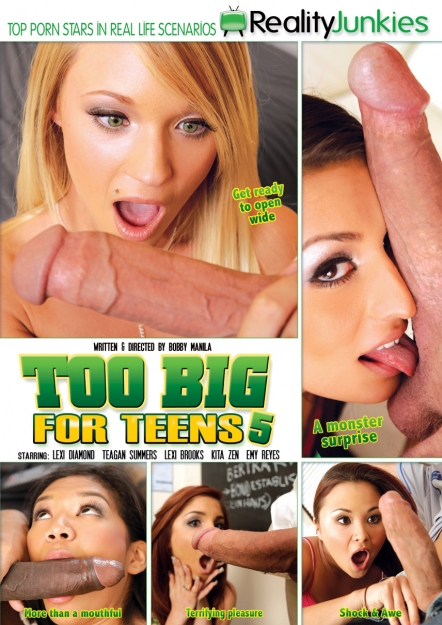 Too Big For Teens #05