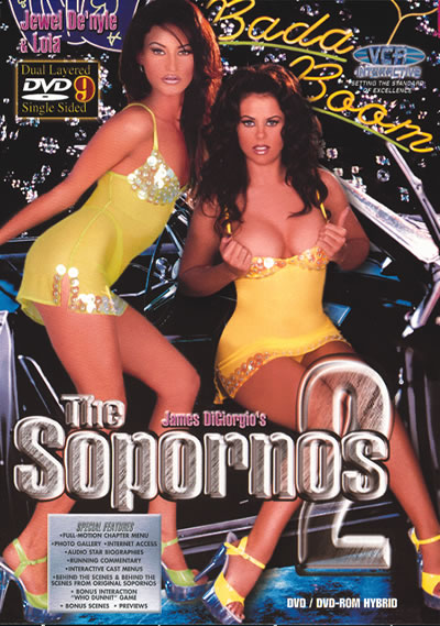 The Sopornos #2 DVD