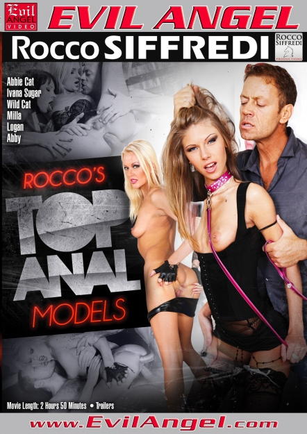 Rocco's Top Anal Models DVD