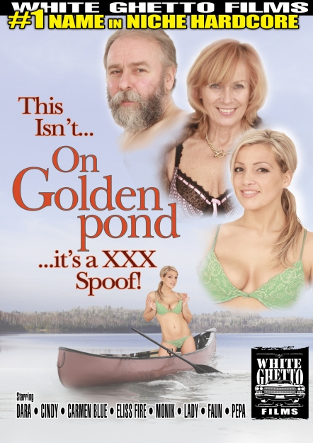 This Isn't On Golden Pond - It's A XXX Spoof!