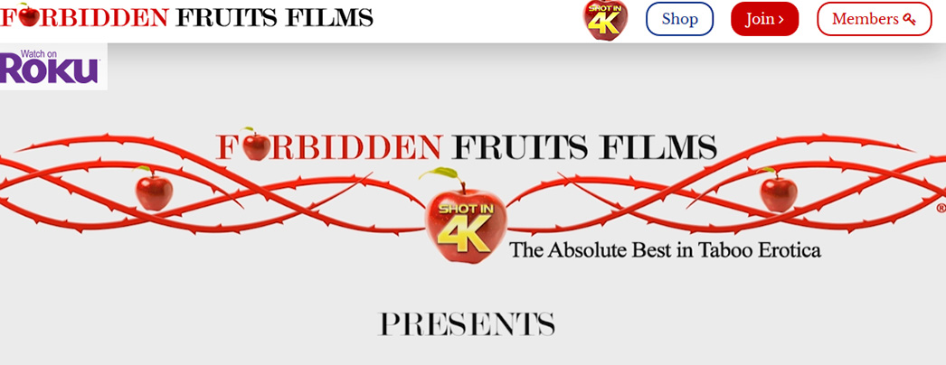 Forbidden Fruits Films Porn