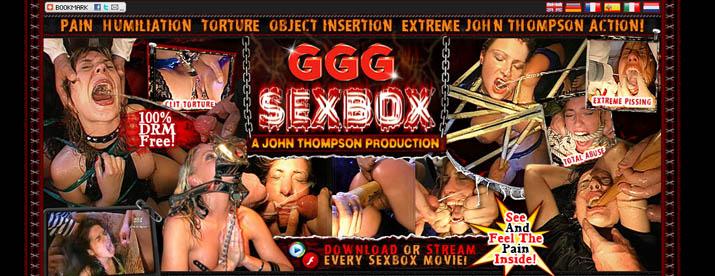 Box ggg sex New GGG