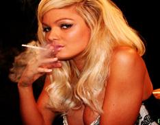 Elegant Smoking