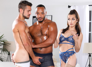 My Wife Found Out I\'m Bi! Spencer Bradley, Dillon Diaz & Dante Colle