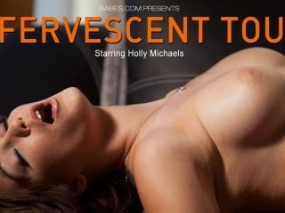 Holly Michaels in Effervescent Touch