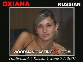Oxiana casting