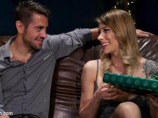 Best Christmas Ever: Gorgeous Casey Kisses Submits