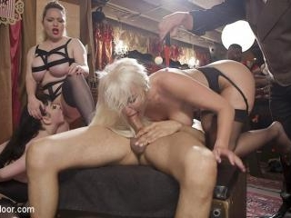 Anal MILF And Busty Teen Service The BDSM Swinger