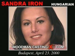 Sandra Iron casting
