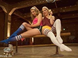Dirty Socks and Roller Skates featuring Chastity L