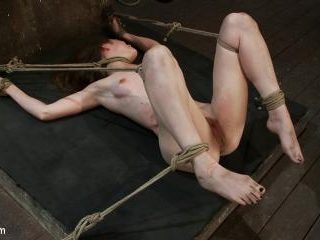 Made to Squirt! Made to Deep Throat!Flogged until