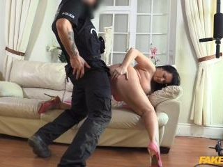 Ass-Fucked Her On The Scene