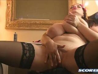 Joana in The Undressing Room