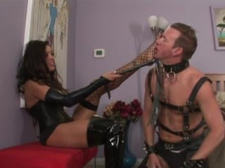 Francesca Le in Francesca Le gets kinky and gets f