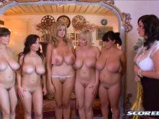 Eden Mor,  Lana Ivans and  Sophie Mae in Dressing