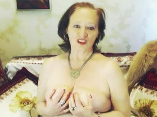 Busty Granny Will_Your_Lover Webcam Show