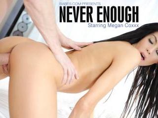 Megan Coxx in Never Enough