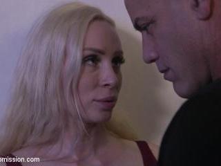 The Abduction of Natasha James: Petite Russian Blo