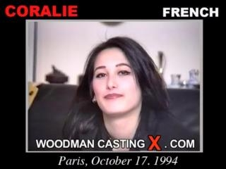 Coralie casting