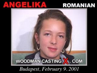Angelika casting