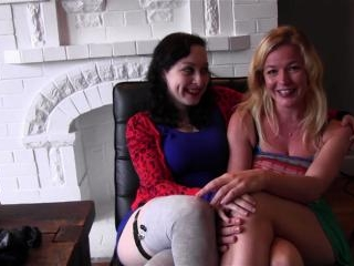 Shakira threesome with Juliette March and Dixon Ma