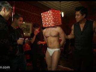 Brian Bonds: GangBang Christmas Party LIVE