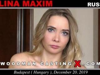 Polina Maxim casting